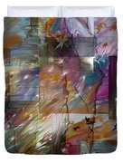 Wild Wind Duvet Cover by Tanya Jacobson-Smith