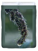 Wildflower Dew Covered Duvet Cover