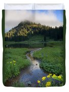 Wildflower Stream Duvet Cover
