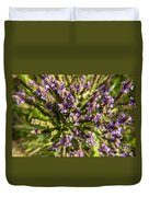 Wildflowers Top Down Duvet Cover