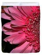 Wildly Pink Mum Duvet Cover