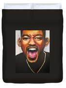 Will Smith Duvet Cover