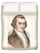 William Bradford (1722-1791) Duvet Cover