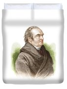 William Herschel, German-british Duvet Cover by Science Source