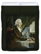 William Pitt (1759-1806) Duvet Cover