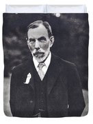William Ramsay, Scottish Chemist Duvet Cover