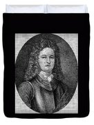William Rhett (died C1716) Duvet Cover