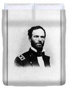 William Tecumseh Sherman, Union General Duvet Cover