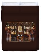 Winchester Cathedral Quire Duvet Cover