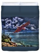 Wind Beneath My Wings Duvet Cover