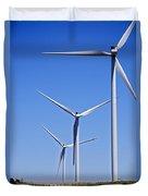 Wind Farm I Duvet Cover