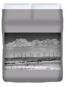 Wind Farm II Duvet Cover