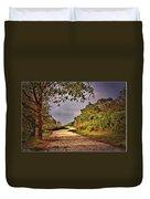 Winding Path Duvet Cover