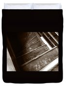 Winding Staircase Duvet Cover