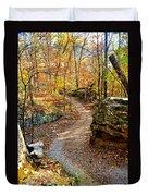 Winding Trail Duvet Cover