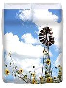 Windmill Dabble 2a Duvet Cover