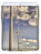 Windmill Ridge Duvet Cover