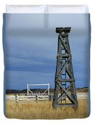 Windmill Tower Duvet Cover
