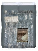 Window In Time 2 Duvet Cover