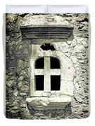 Window Of Stone Duvet Cover