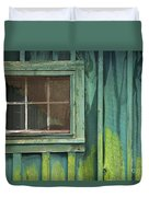 Window To The Past - D007898 Duvet Cover by Daniel Dempster