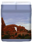 Windows Arch Duvet Cover