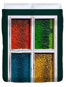 Windows Duvet Cover by Carlos Caetano