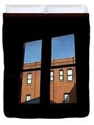 windows of Grace Duvet Cover