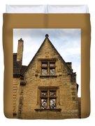 Windows Of Sarlat Duvet Cover