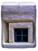 Windows Of Taos Duvet Cover