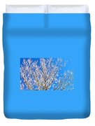 Winds Upon The Branchs II Duvet Cover