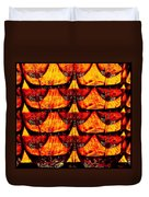 Wine And Dine 4 Duvet Cover