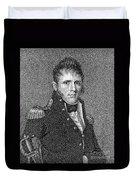 Winfield Scott (1786-1866) Duvet Cover