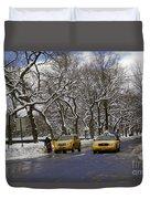 Winter - 2011 Duvet Cover