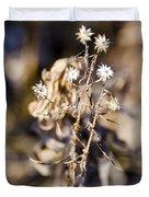 Winter Blossom Fairy Duvet Cover
