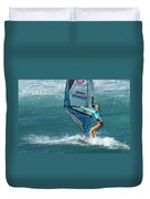 Winter In Hawaii 5 Duvet Cover