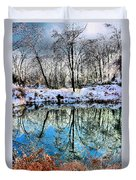 Winter Wonder Duvet Cover