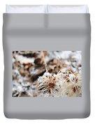 Winters Vine Duvet Cover