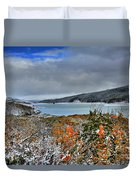 Wintry Dusting Duvet Cover
