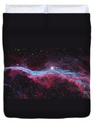 Witchs Broom Nebula Duvet Cover
