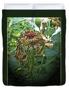 Withered Away Duvet Cover