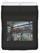 Wolfgangs Reflections Duvet Cover