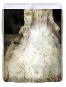 Woman In A Meadow Duvet Cover by Joana Kruse