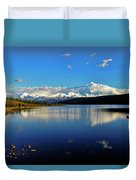 Wonder Lake II Duvet Cover