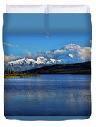 Wonder Lake Duvet Cover