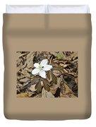 Wood Anemone - Anemone Quinquefolia Duvet Cover