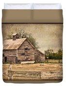 Wood Barn Duvet Cover
