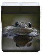 Wood Frog  Rana Sylvatica Duvet Cover