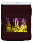 Woodland Color Duvet Cover