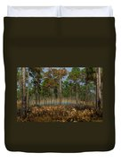 Woodland Rainbow Duvet Cover